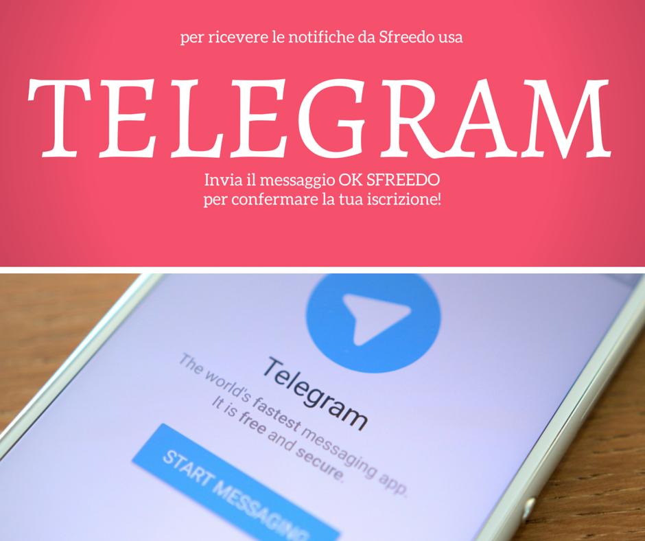 SFREEDO TELEGRAM